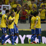Neymar brilliance all but puts Brazil into semis