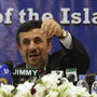 Iran's Ahmadinejad to challenge ally's ban from election