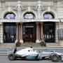 Rosberg fastest again in crash-marred 3rd practice