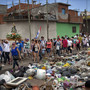 AP PHOTOS: Argentine slum honors 'Blue Virgin'
