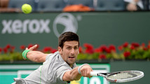Djokovic eases into fourth round at Indian Wells