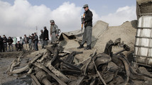 Car bomb hits near NATO gate at Kabul airport