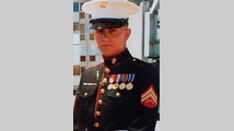 Marine's family sues Greek entities for lost heart