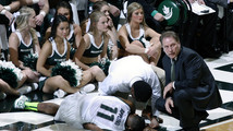 Tom Izzo, Quinton Sawyer, Keith Appling