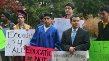 Ga. immigrant students seeking in-state tuition