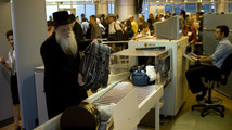 Stern Israeli airport security measures questioned