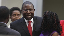 Zimbabwe's opposition suspends official who asked leader to quit