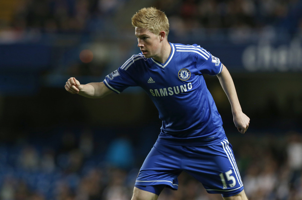 De Bruyne: Mourinho blocked my dream move to Dortmund