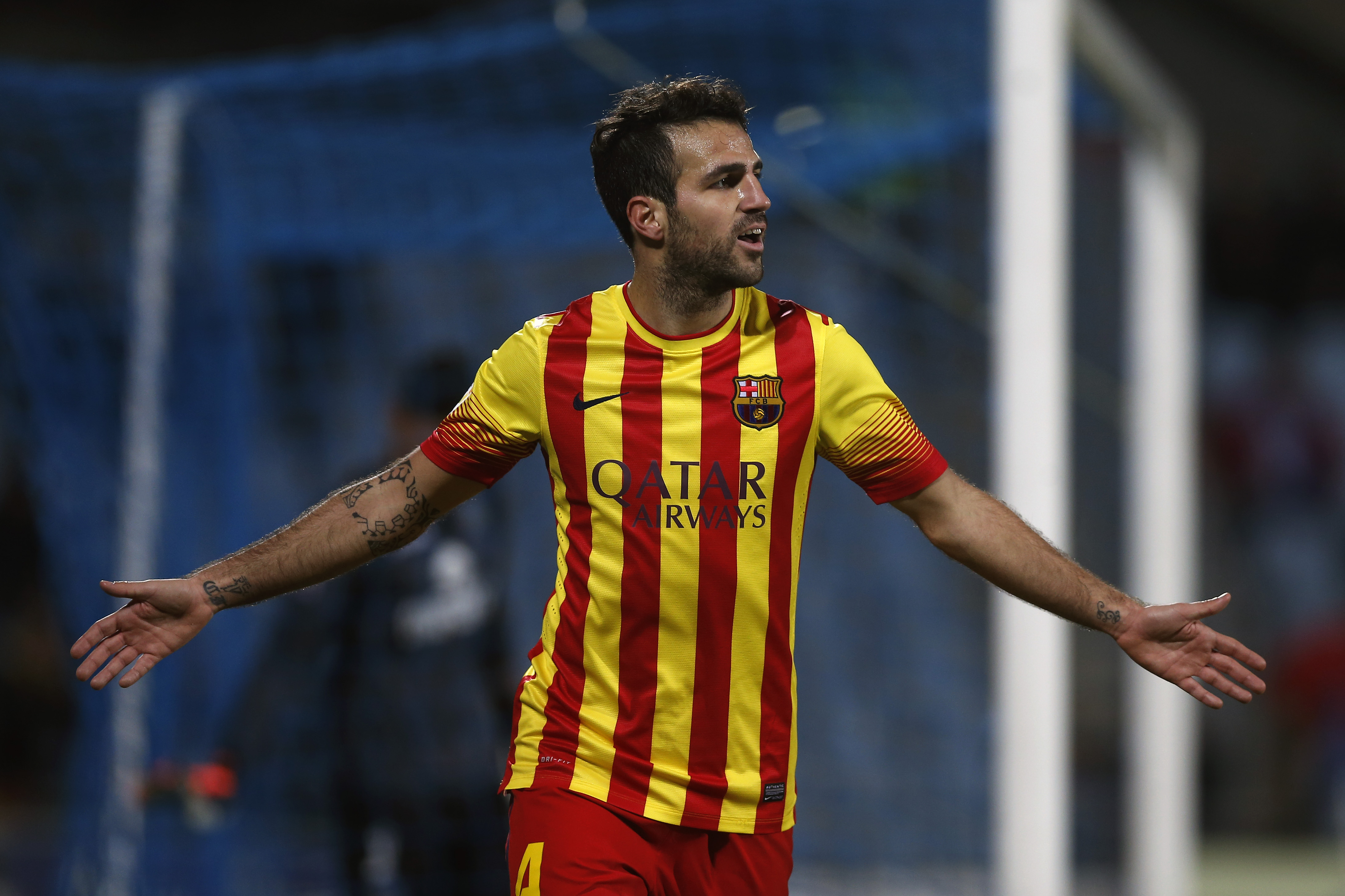 Cesc Fabregas