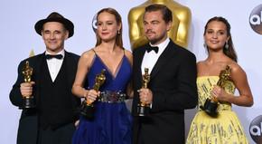 ДиКаприо получил свой «Оскар»