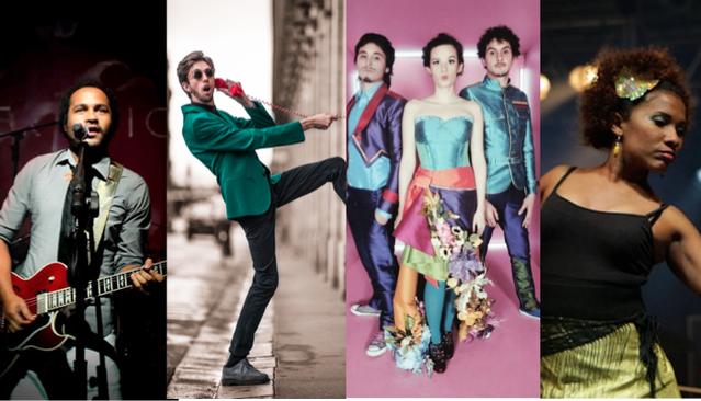 Ola de conciertos en el ciclo Alterlatino de Armando Records