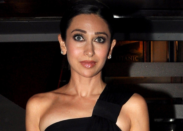 Karishma Kapoor attends the premier screening of the forthcoming 3D film Hindi film Dangerous Ishhq