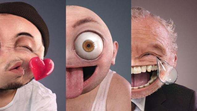 Cum am arăta dacă ne-am transforma în emoticoane?