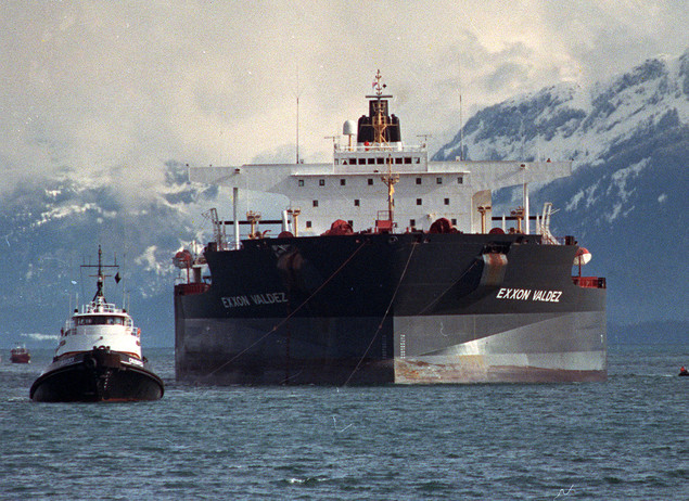 Exxon Valdez sold, likely destined for scrap heap