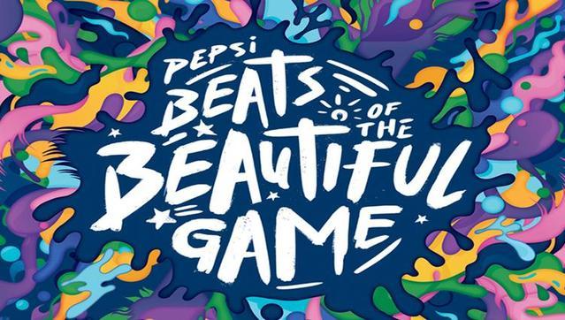 ¿QUÉ ES PEPSI BEATS OF THE BEAUTIFUL GAME?