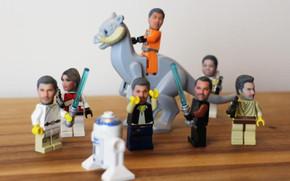 Ahora puedes ponerle tu cara a una figurita Lego