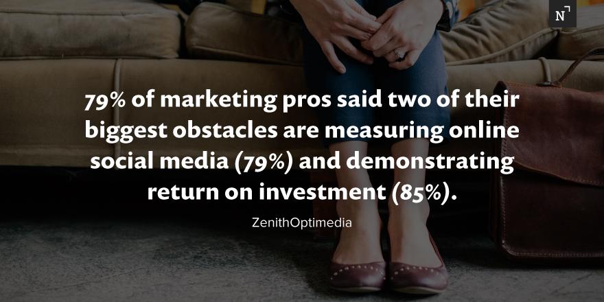 ZenithOptimedia Social Media Analytics Statistics