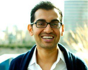 Neil Patel, co-founder of KISSmetrics