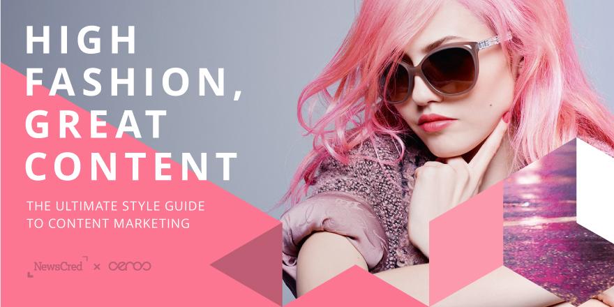 Fashion Content Marketing
