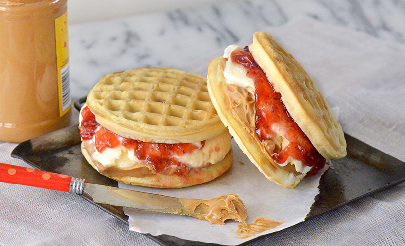 ice cream sandwich ideas that you can eat for breakfast – Forkful