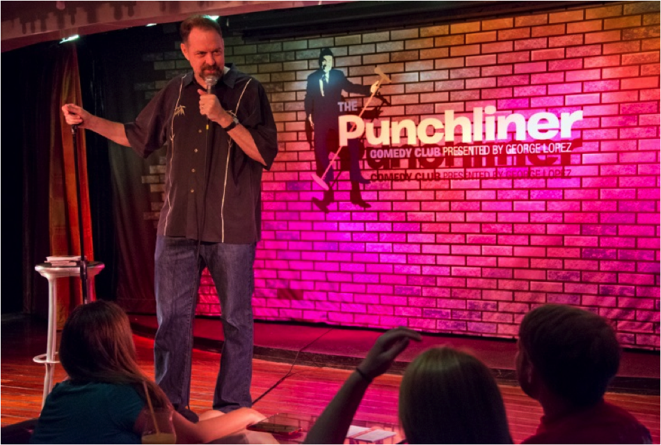 All In On Cruising - Punchliner comedy club