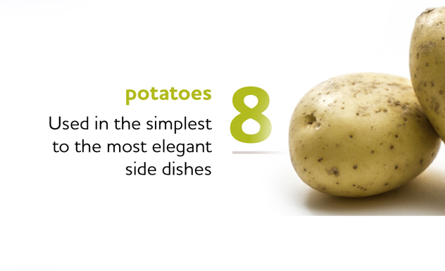 Potatoes for Side Dishes
