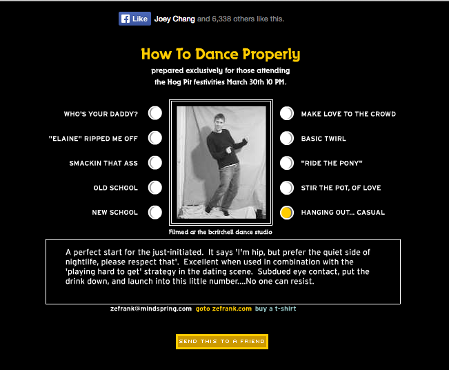 dating a dancer buzzfeed