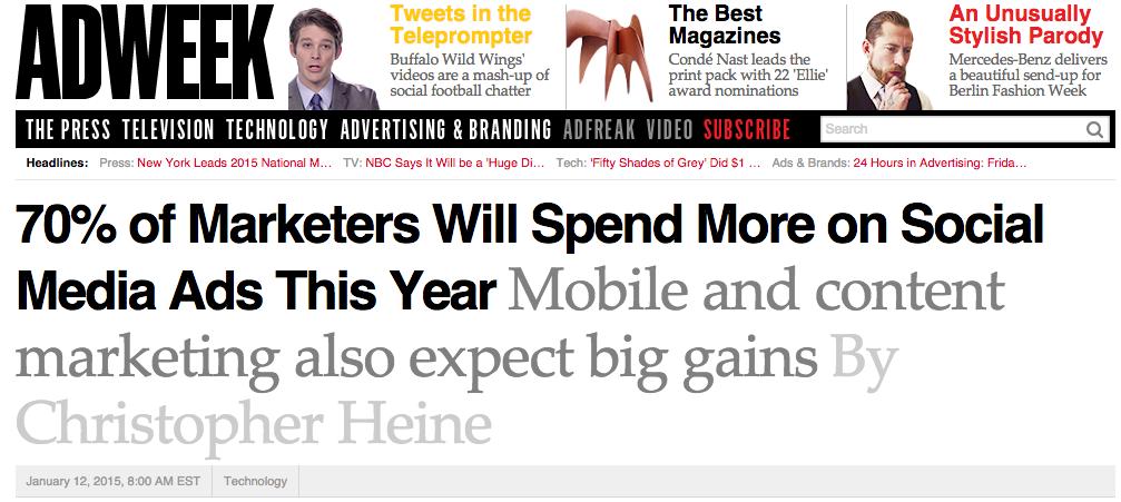 Content Marketing Headline Roundup