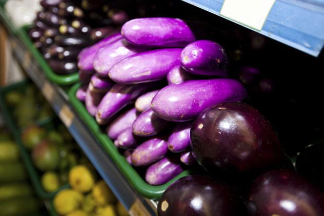 Farmer's Market Eggplant