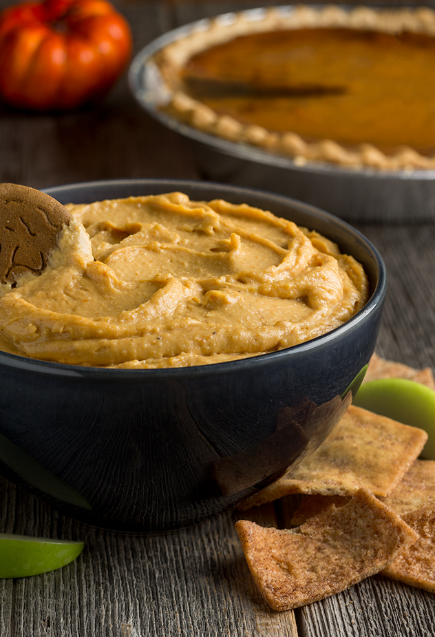 Pumpkin Pie Dip Fall Recipe