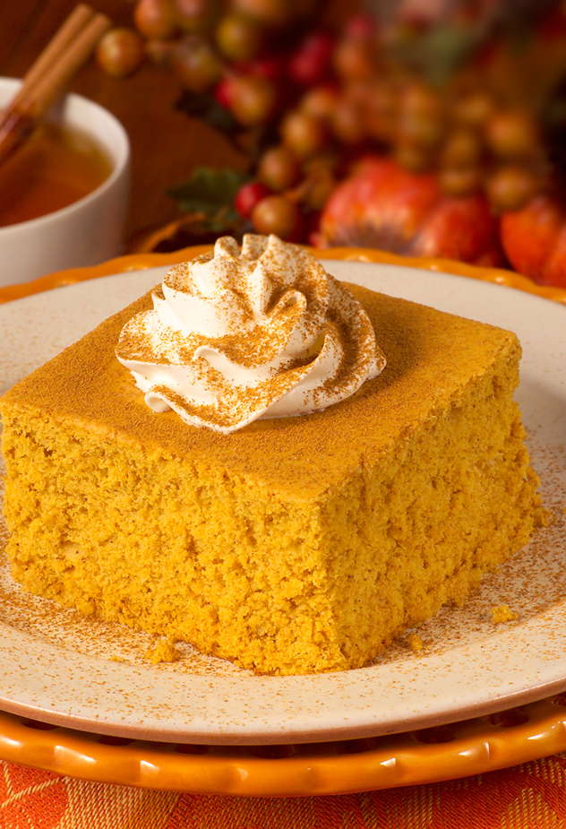 Quick and Easy Pumpkin Cake Dessert Recipe