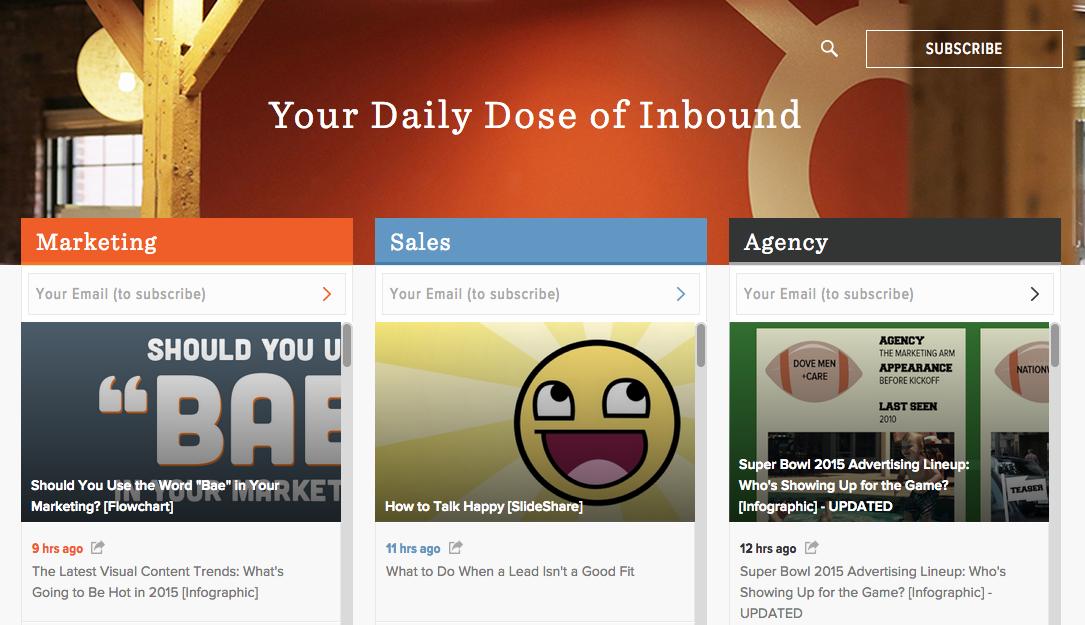 HubSpot B2B Website Design