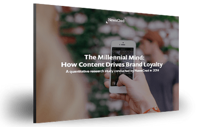 content marketing strategy millennial male