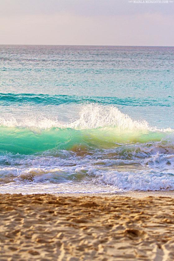 the Caribbean Sea   MarlaMeridith.com