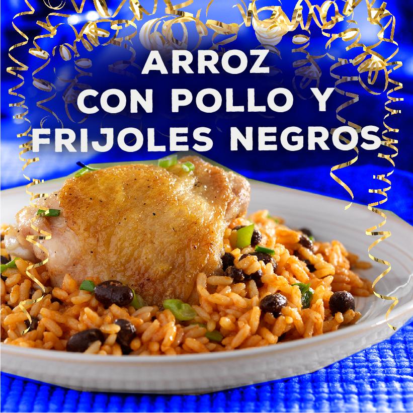 Arroz con pollo y frijoles negros Recipe - Carnaval Carnival.jpg