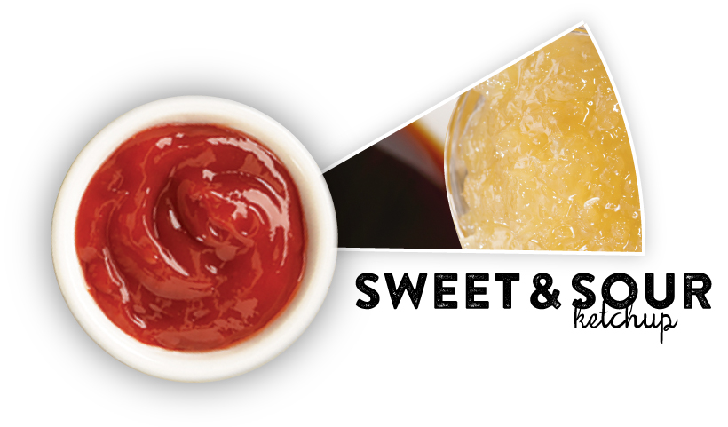 Sweet and Sour Ketchup