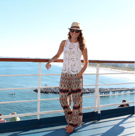 59eab8ef2377 Cruise Diary: What I Wore, Part 1