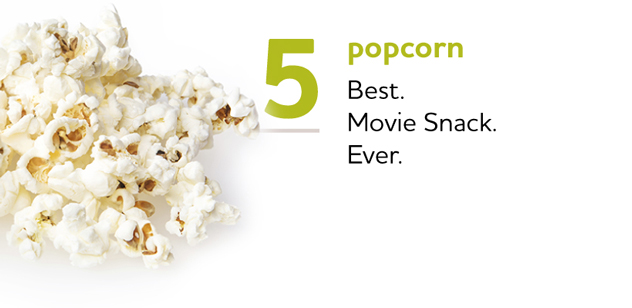 Popcorn Movie Snack