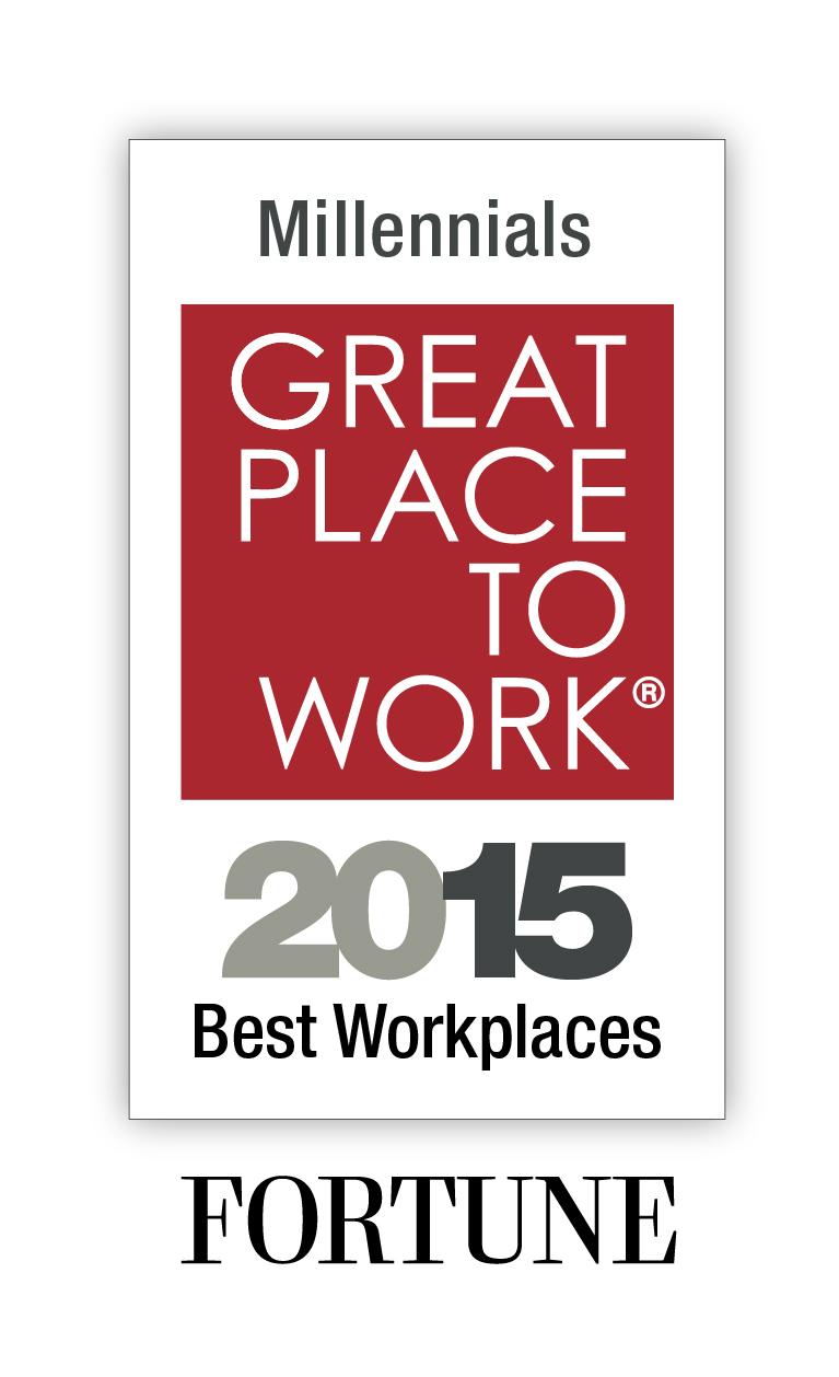 fortune best places to work millennials