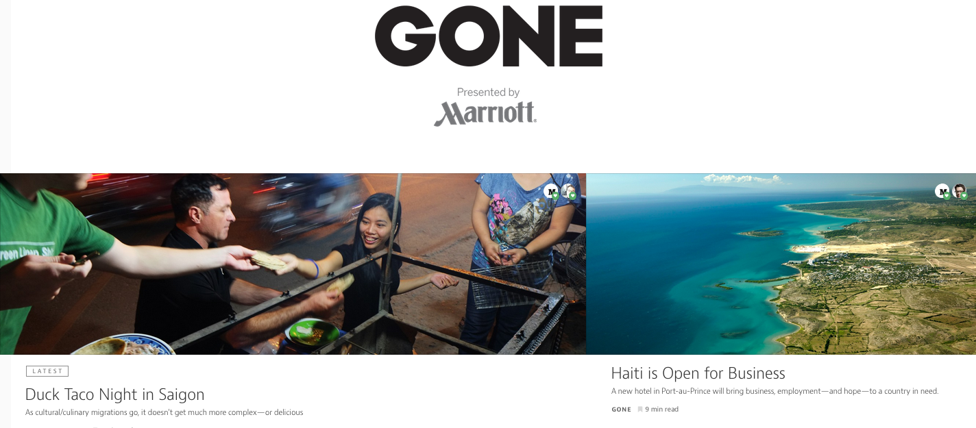5 Publishers Who Created The Best Sponsored Content in 2014