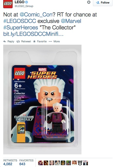 How Lego Builds Imaginative Content Marketing