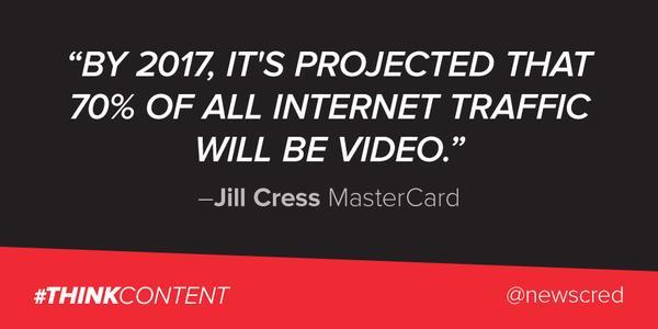 newscred jill cress #thinkcontent