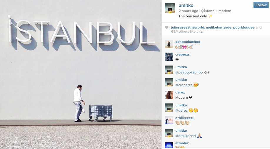 #BBCLocalite Umitko Instagram