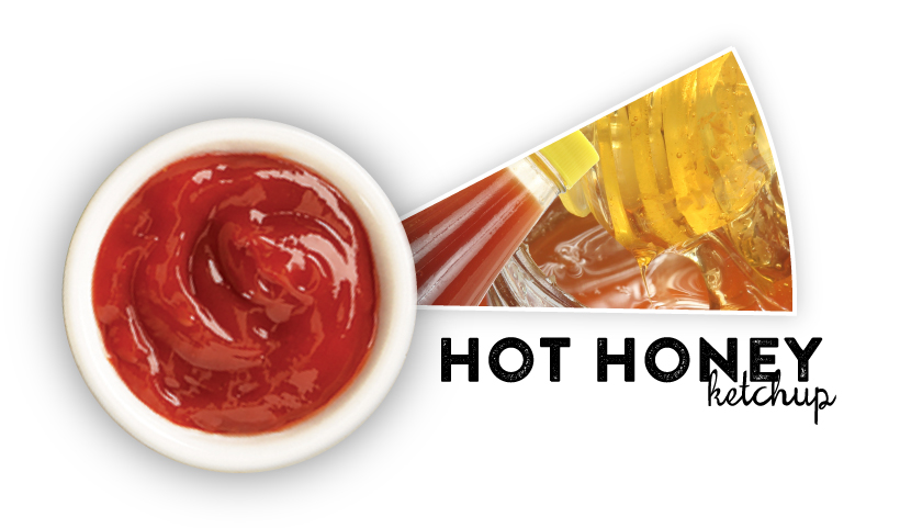 Hot Honey Ketchup