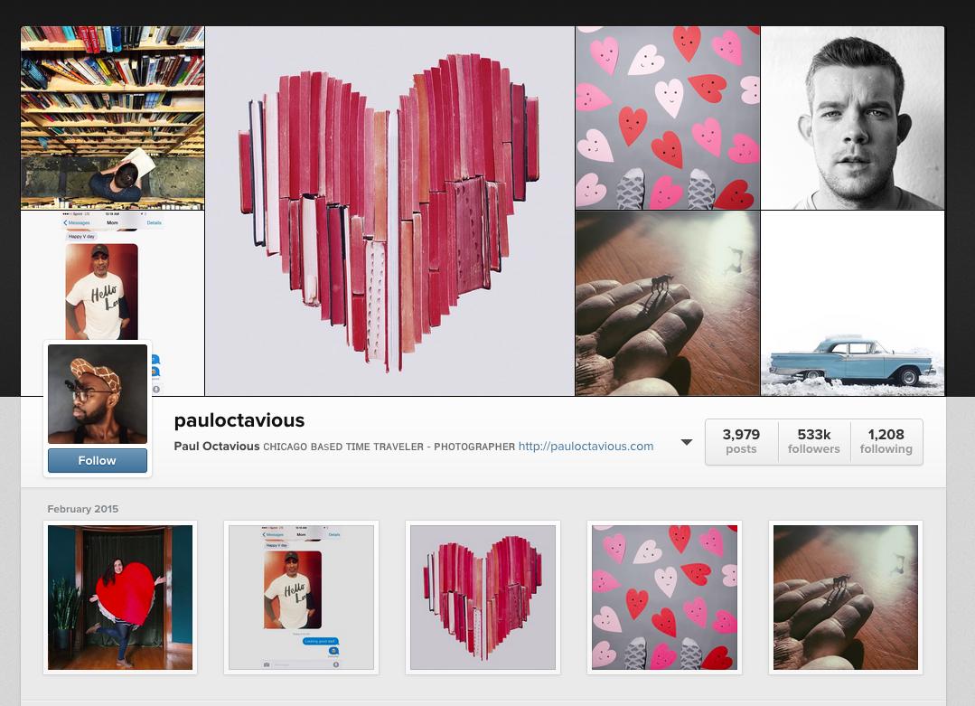 Pauloctavious Instagram