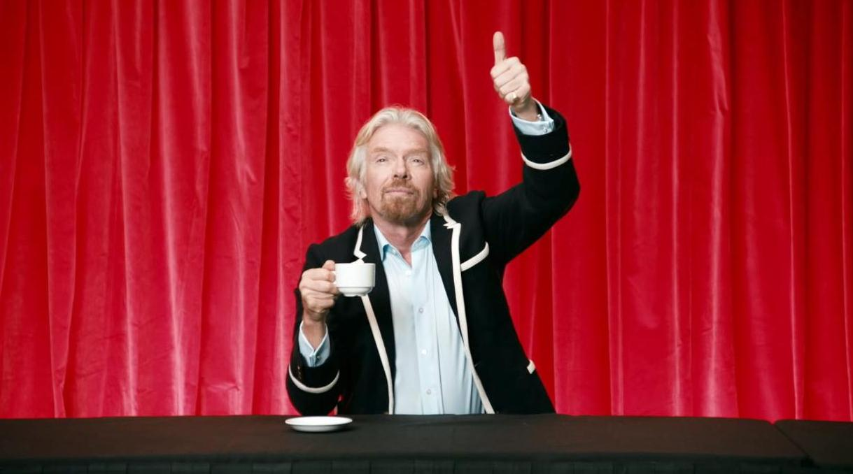 virgin hotels Richard Branson