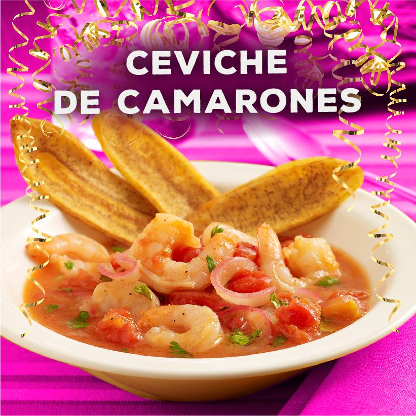 Shrimp Ceviche - Ceviche de Camarones - Carnival_Forkful_February 2015-03.jpg