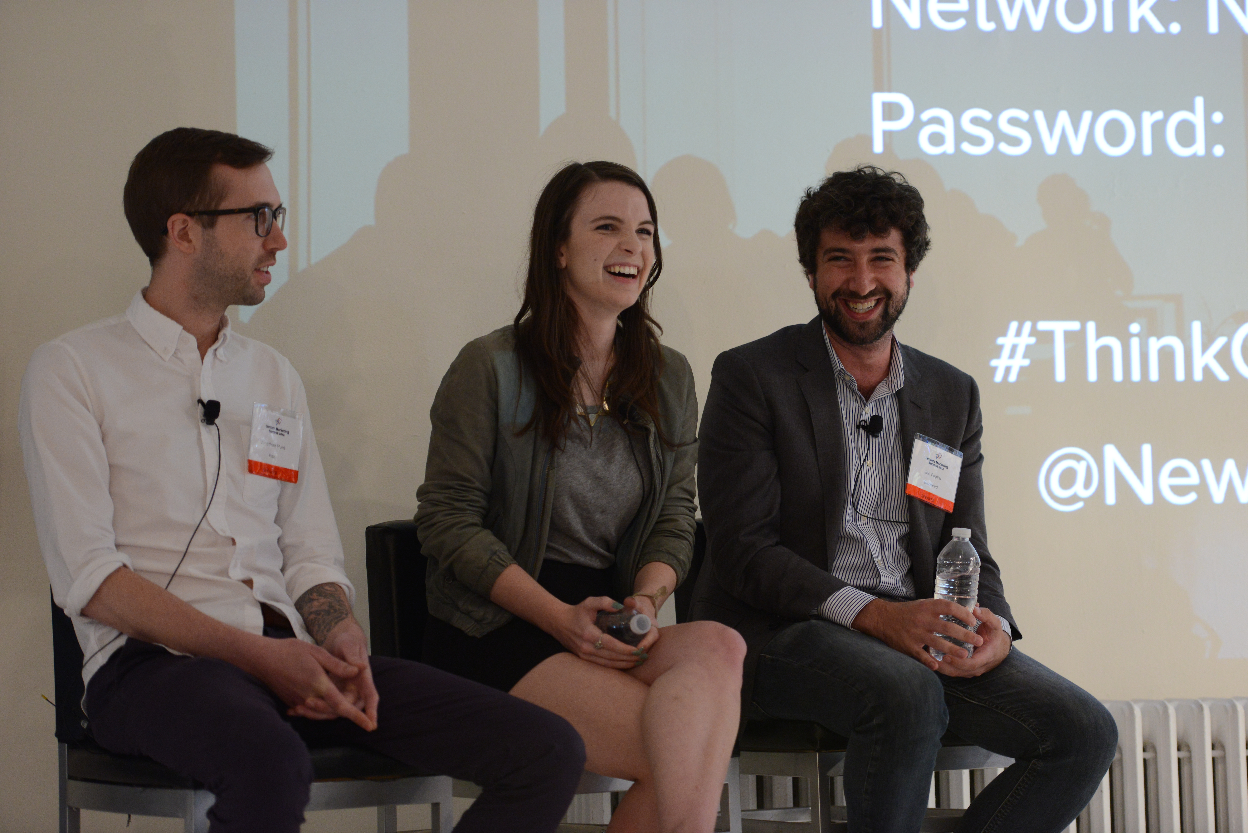 NewsCred Content Marketing Summit