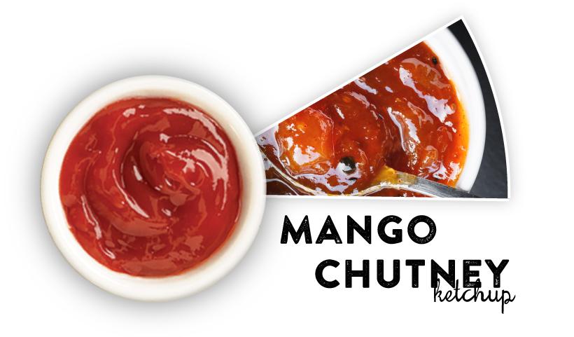 Mango Chutney Ketchup