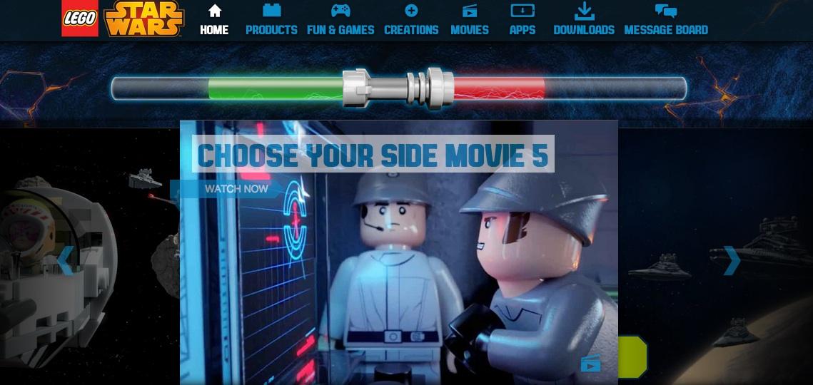 Lego Movie Content Marketing